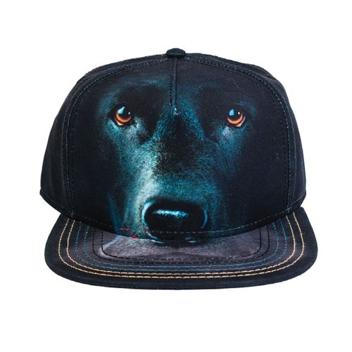 Black Lab Face Baseball Cap - The Mountain®
